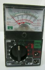 Equus 13-range Analog AC/DC Multimeter 3001 ohms AC DC voltage battery test