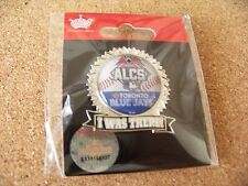 2015 Toronto Blue Jays ALCS I Was There pin American League Championship Series