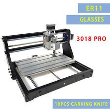 CNC 3018pro Router Engraving Kit Graveur Bois Milling machine fraiseuse Routeur