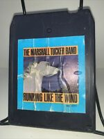 The Marshall Tucker band running like the wind 8-track Warner Bro.  NOT TESTED