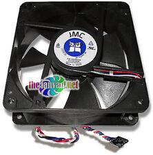 JMC Brand Replacement Fan for Delta AFC1212DE 120mm 4 wire/5 Pin Fan Dell Y4574