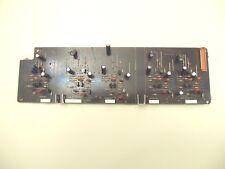 DENON AVR-681 RECEIVER PARTS - board - pre-amp  7020-06017-101-1