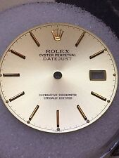 Genuine Rolex Datejust Quadrante quickset 116233 1162 63 16018 16000 16030 16013