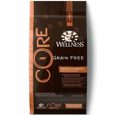 Wellness Core Natural Grain-Free Dry Dog Food Original Turkey & Chicken 26 lb