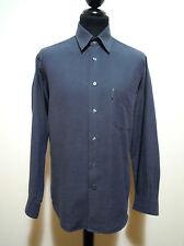 TRUSSARDI Camicia Uomo Cotone Cotton Man Shirt Sz.L - 50