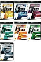 The Fast And Furious Series 1~7 - 4K UHD & Blu-ray / pick one!