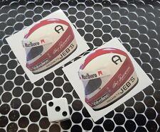 x 2 Clay Regazzoni Helmet Stickers  Ferrari Formula 1 F1