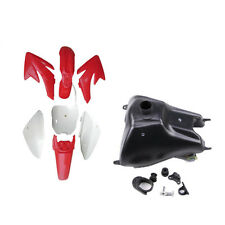 FENDER PLASTIC and Fuel Tank for HONDA CRF70 140cc 150cc 160cc Baja Dirt Bike su