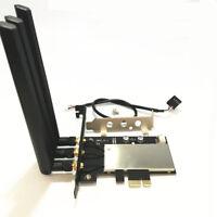 Desktop Broadcom BCM94360CS 802.11ac WLAN+Bluetooth 4.0 867Mbps PCI-E 1X Card
