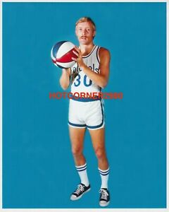 RICK MOUNT 1972/73 KENTUCKY COLONELS ABA 8X10 PHOTO FROM TOPPS ORIGINAL NEGATIVE