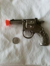Vintage Antique Cap Gun Cast Iron Kenton  SW