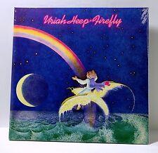URIAH HEEP Firefly 180-gram VINYL LP Sealed 2015 EU