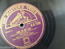 78rpm PERRY COMO love of my life / you can do no wrong BD 1209