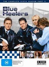 Blue Heelers : Season 6 : Part 2 (DVD, 2006, 5-Disc Set)