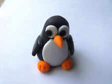 Edible Penguin Cupcake Toppers x 6