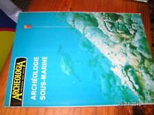 Archeologia  n°48 Archéologie Sous Marine Antibes etc..