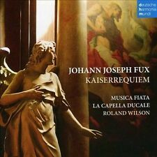 Johann Joseph Fux: Kaiserrequiem (CD, Apr-2012, DHM Deutsche Harmonia Mundi)