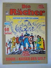 1x Comic -Marvel Comic Exclusiv -  Nr. 6 - Die Rächer - Condor - Z. 1-2