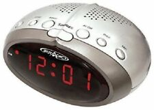 Radiosveglia Elettronica IRRADIO RC-184  AM/FM PLL Silver