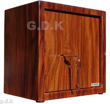 WOOD EFFECT, LARGE AMMUNITION SAFE, GUN, AMMO SAFE, GUN CABINET,PISTOL SAFE