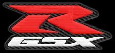 Suzuki GSX-R GsxR logo Aufnäher iron-on patch