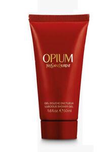 Yves Saint Laurent Opium Classic 1.6 oz / 50 ml Travel Shower Gel