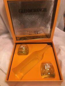 Set of 2 GLENMORANGIE Single Malt Whisky Rocks Glasses New in Box FREE SHIPPING