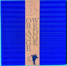 ORANGE WEDGE - ST/No One Left but Me (1998 #'d 2LP Little Wing reissue) M-/M(-)