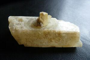 Selenit Kristall Gips Mineralstufe
