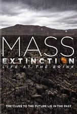 Mass Extinction: Life on the Brink (DVD, 2015) Brand New