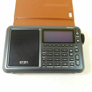 Eton Elite Executive AM/FM/LW/ RDS Air Band Shortwave Radio with SSB**NEW**
