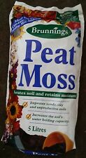 Peat Moss-Brunnings-5L