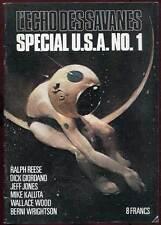 L'ECHO DES SAVANES SPECIAL USA N°1. 1976.