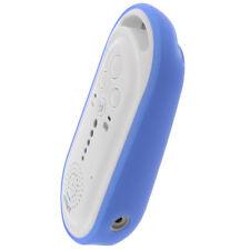 Sac pour Philips Avent SCD505/SCD506 Babyphone Protection TPU Caoutchouc Bleu