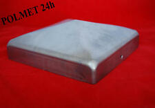 Pfostenkappe aus Stahl, Pfostenabdeckung, Pyramide 160x 160mm Art.-Nr KK.160-160