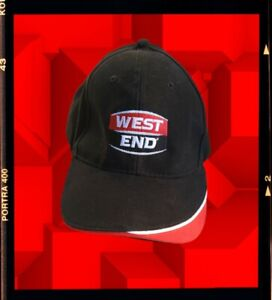 West End brewery collectable hat cap Adelaide South Australia beer