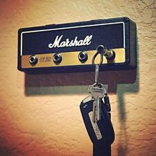 Rock Music Key Storage Marshall Guitar Keychain Holder Electric Key Rack