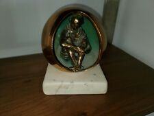 Catharni Stern Bronze Sculpture