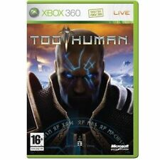 Xbox 360 - Too Human **New & Sealed** Official UK Stock