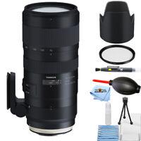 Tamron SP 70-200mm f/2.8 Di VC USD G2 Lens for Nikon F Starter