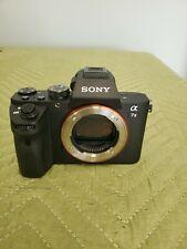 Sony Alpha a7II 24.3MP Mirrorless Digital Camera + FE 28-70mm f/3.5-5.6 OSS Lens