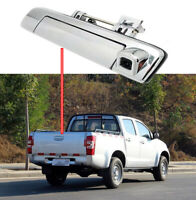 Car Tailgate Rear View Backup Camera Trunk Handle For Isuzu D-Max Dmax 2012-2014