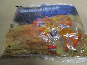 Lego 1441 Bionicle Araignée Spider neuf new