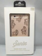 Sonix Cover for iPhone 6 Clear Coat Case Monkey Gold