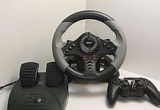 HORI Racing Wheel PS3 Used with remote control