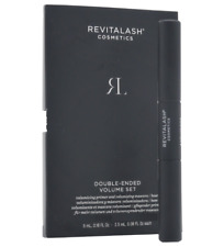 RevitaLash Doppelseitig Wimperntusche 5 ML + Volumen Primer 2.5 ML