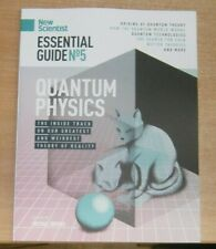 New Scientist magazine #5 2020 Essential Guide Quantum Physics. Origins Tech