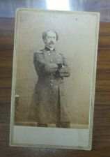 Original CDV Civil War General ABNER DOUBLEDAY (Battle of Gettysburg) (Baseball