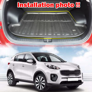 For Kia Sportage QL 2016-2020 Tailored Boot Liner Cargo Tray Trunk Floor Mat
