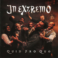 IN EXTREMO - QUID PRO QUO (+3 Bonus)Deluxe Edition(2016) CD Jewel Case+FREE GIFT